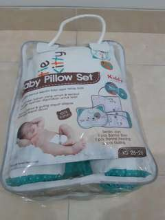 Baby Pillow Set