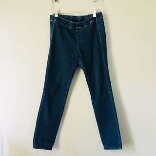 Plus Size Uniqlo Denim Jeans