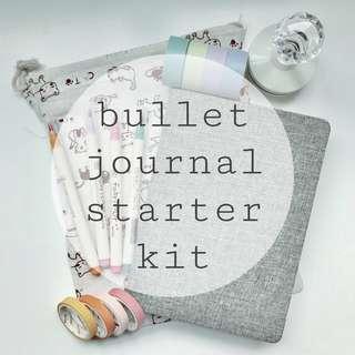 Bullet Journal Starter Kit