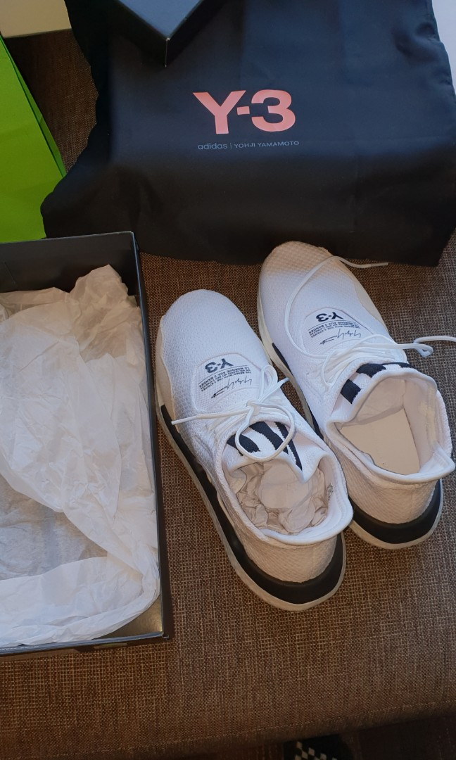 c05a4ab89 Adidas Y-3 saikou boost sneakers NEW hype