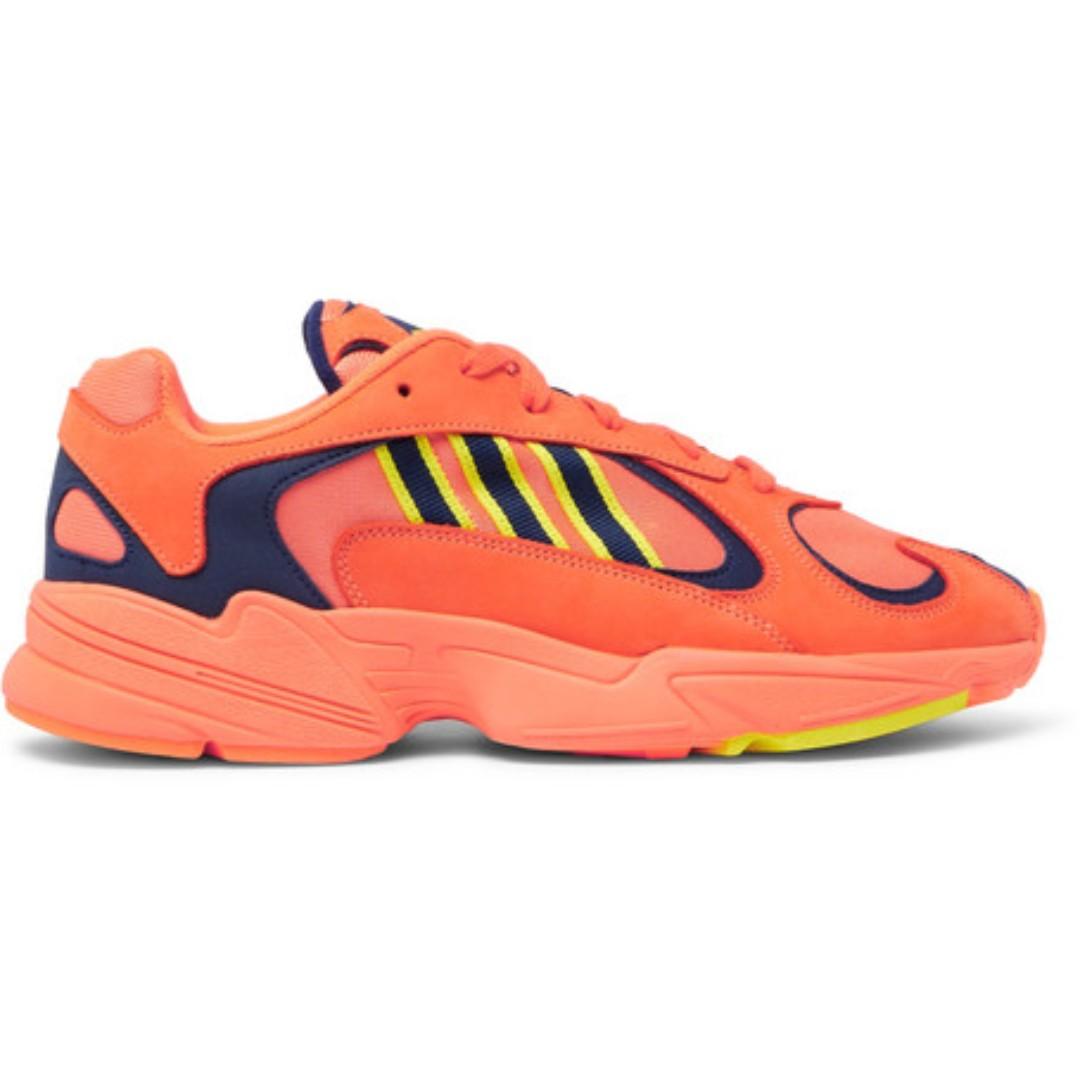8e67e369f18 Adidas Yung 1 Sneakers Hi-Res Orange