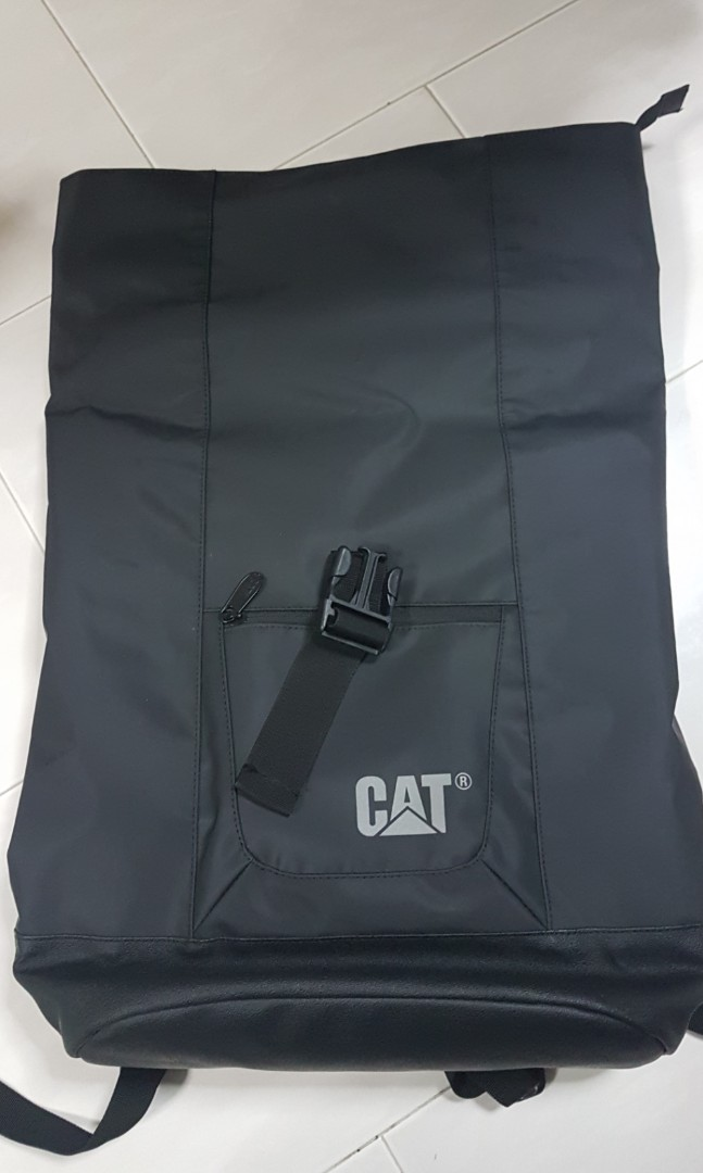 Authentic Caterpillar waterproof backpack (XL) 7efa738b1234c