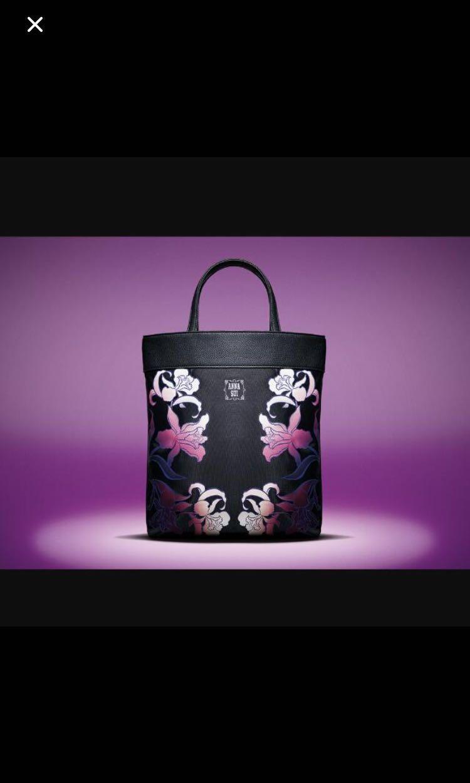 BNIB Limited Edition Anna Sui tote bag 3d8d9508519d5