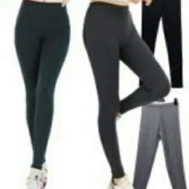 Celana Legging Panjang Women S Fashion Women S Clothes Bottoms On Carousell