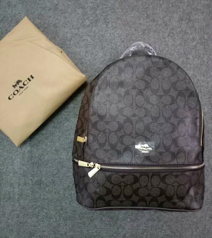 870826c1bbd Coach Backpack, Women s Fashion, Bags   Wallets on Carousell