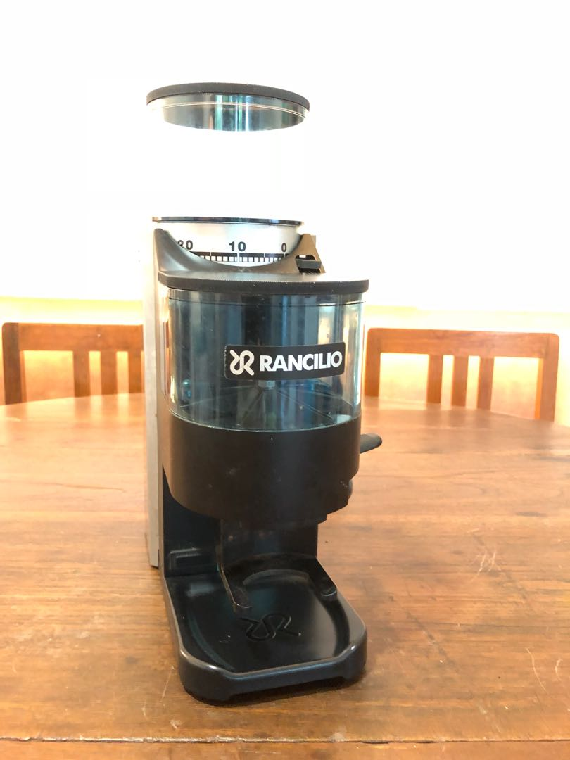 Coffee Grinder Rancilio Rocky With Doser Home Appliances Kitchenware On Carousell