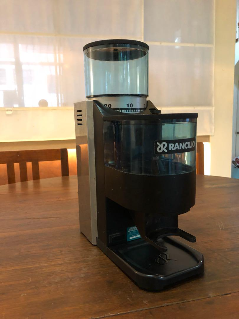 Coffee Grinder - Rancilio Rocky - with doser