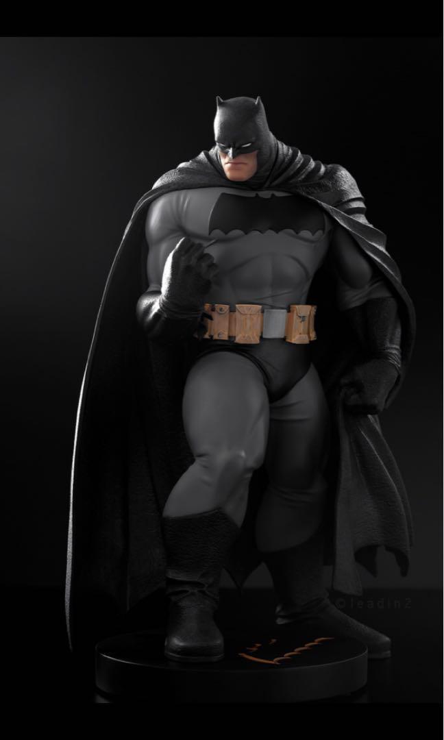 Batman by Andy Kubert Mini Statue DC Collectibles Designer Series