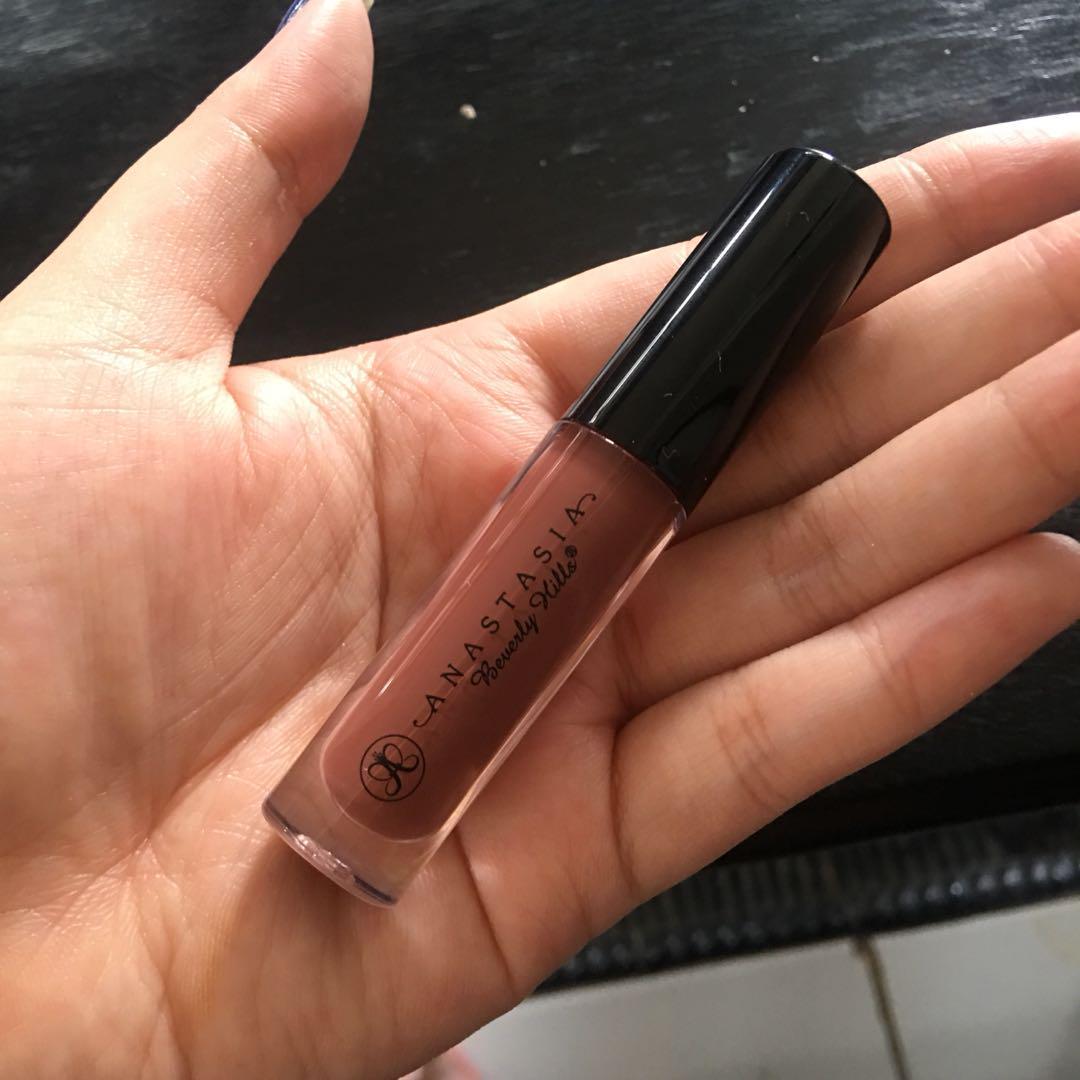 [FREE ONGKIR] Anastasia Beverly Hills Lip Gloss (FUDGE) Travel Size