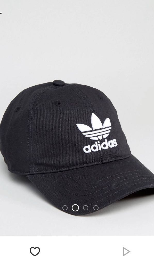 ... get instock authentic unisex adidas cap free mailing mens fashion bf9a9  ee623 ... f67214457662