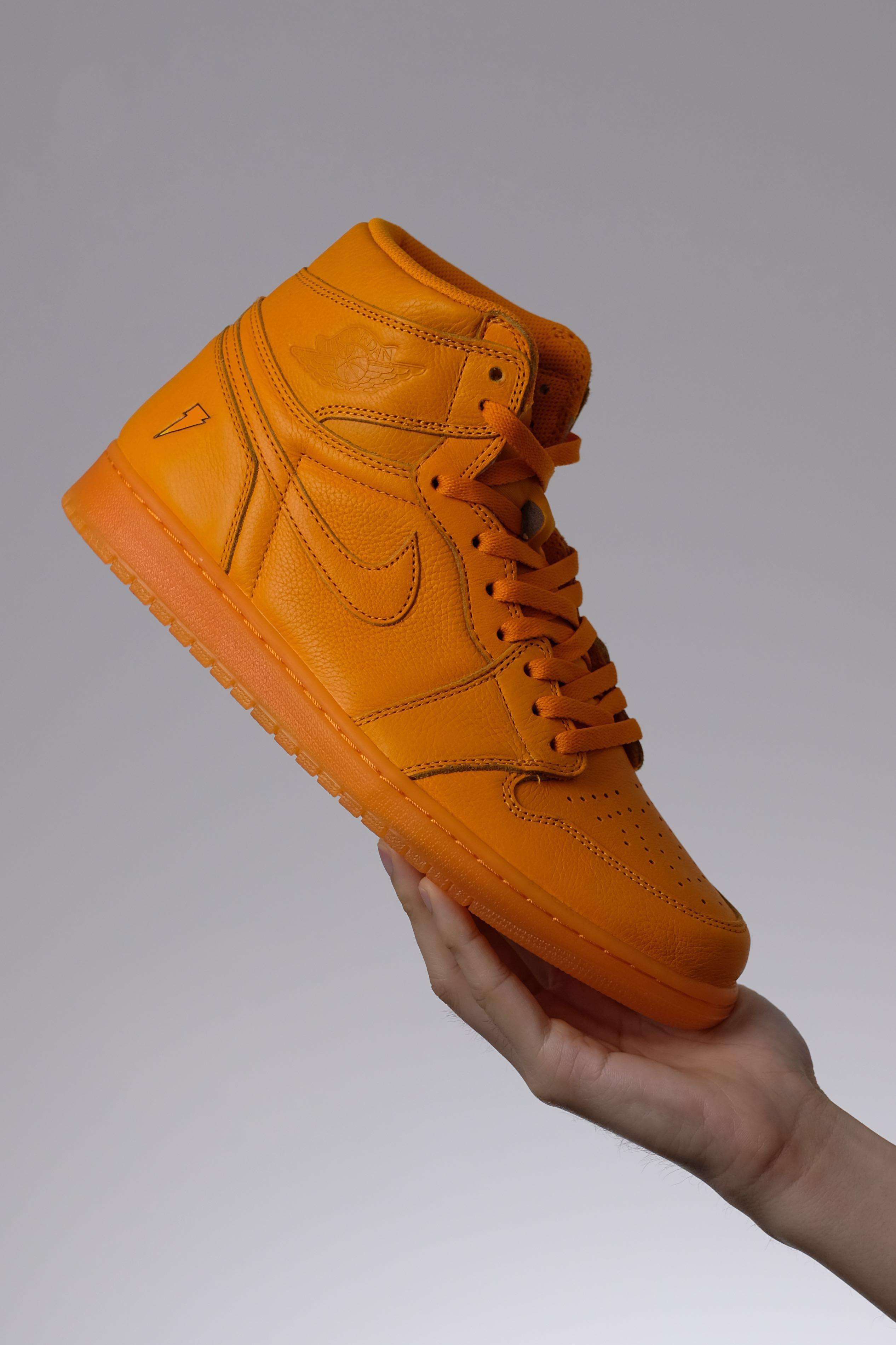 74ebef96c92 Jordan 1 Gatorade Orange Peel US10.5, Men's Fashion, Footwear ...