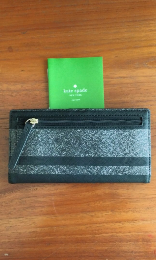 d12b5ae398e53 Authentic Kate Spade Stacy Haven Lane Wallet (Compact) BN