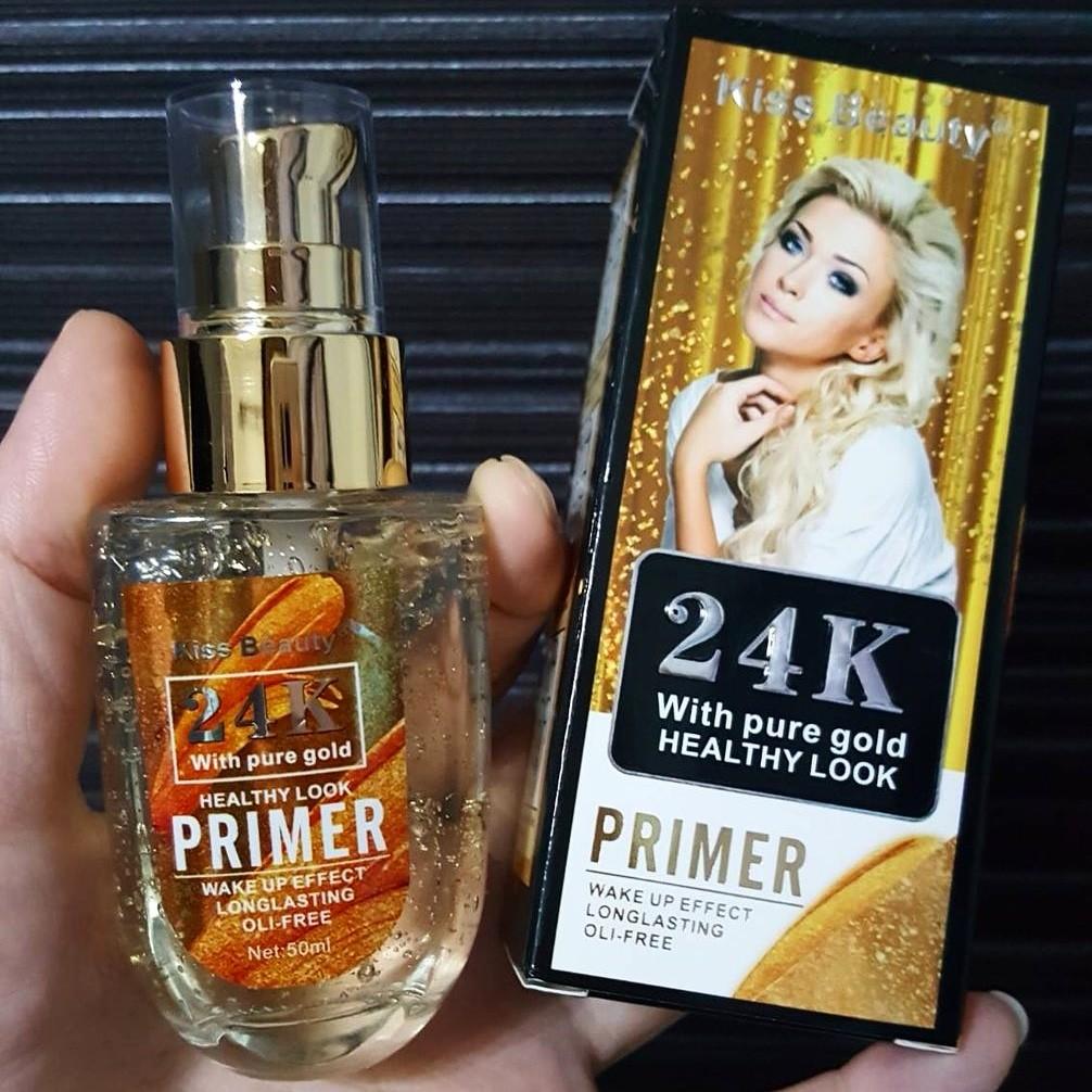 Azie Beauty Da House Kiss 24k Gold Primer Penjual Dan Rorec Honey Nourishing Acne Treatment Face Mask Masker Madu Anti Jerawat Gentong Kuning