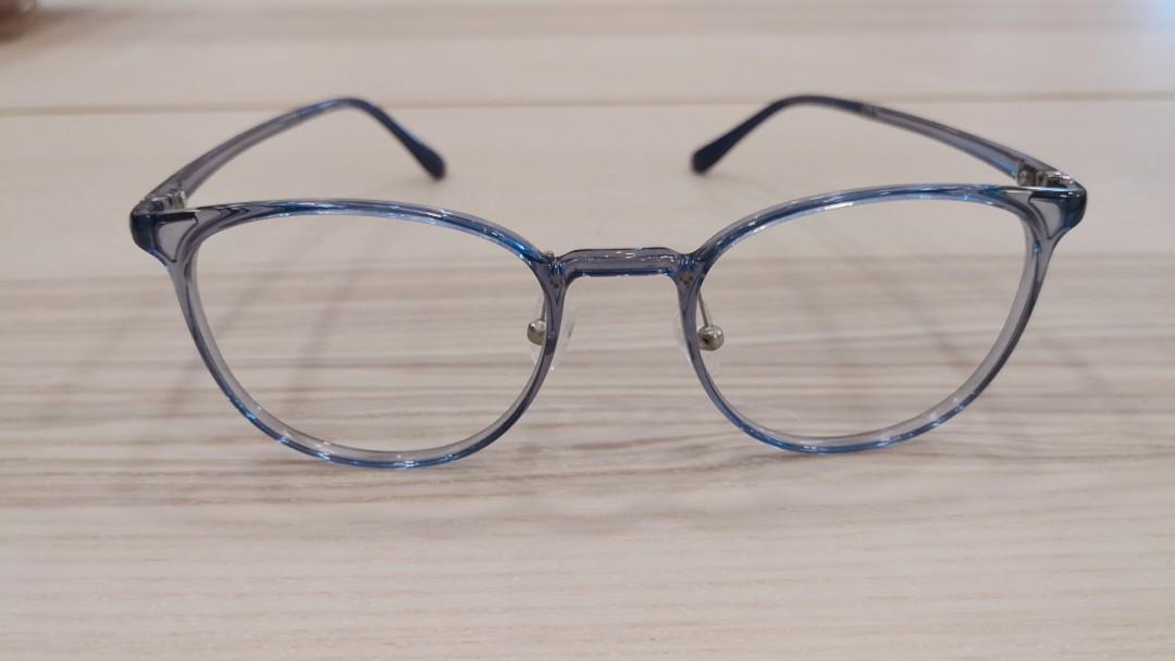 Korean Square Plastic Frames S3008