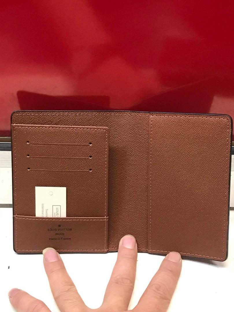04edbb369c0 Louis Vuitton Passport Holder