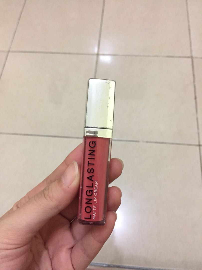 Lt Pro Longlasting Matte Lip Cream Shade 11 Health Beauty Makeup L T Long Lasting On Carousell