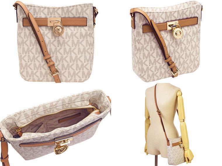 75988c590c2a7d Michael Kors Crossbody Hamilton Traveler Handbag Style 35h6ghxc3b, Luxury,  Bags & Wallets, Sling Bags on Carousell