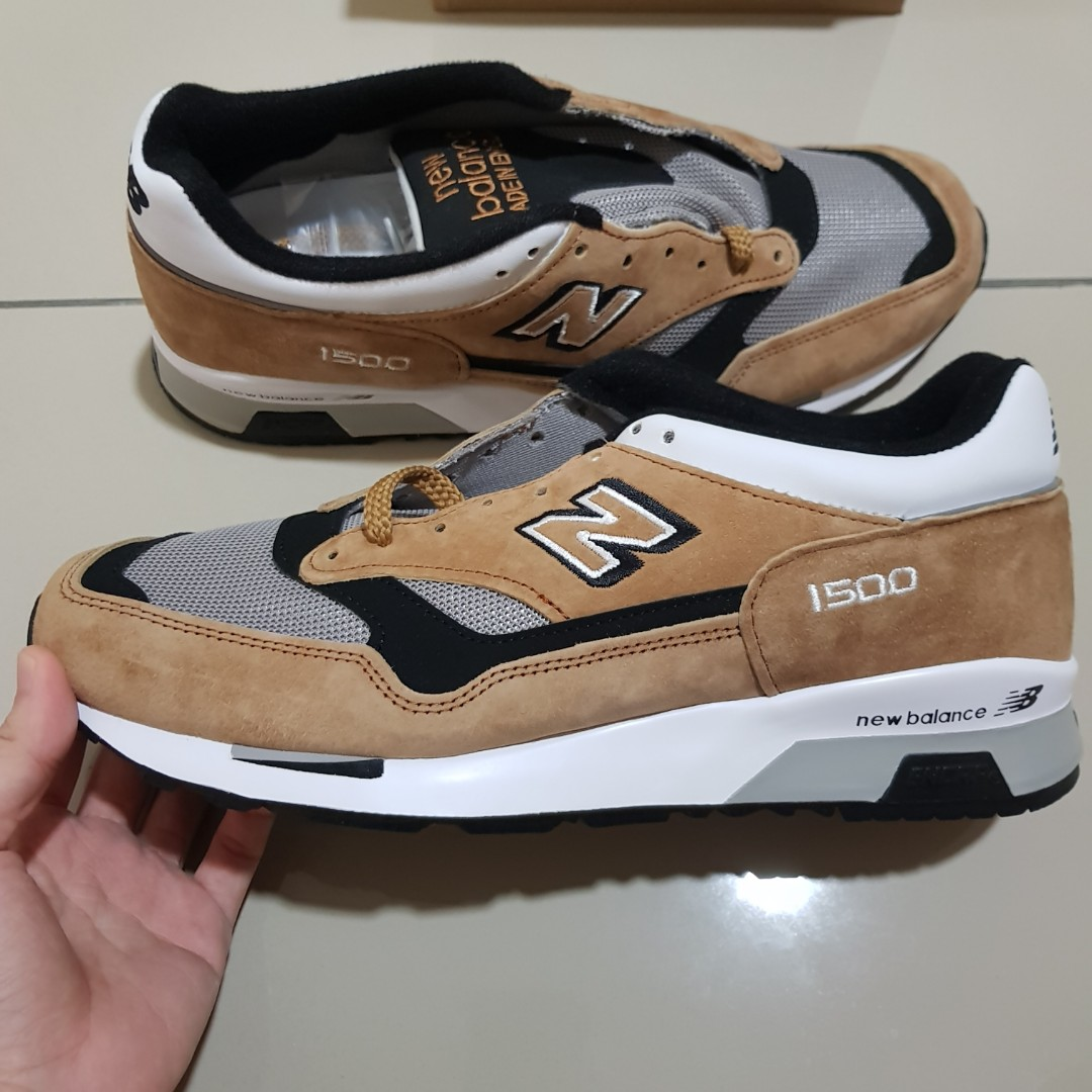 check out 14ae9 4c377 New Balance M1500 ST (Tan) #POST1111