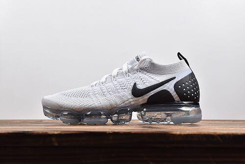 new arrival 64059 a9270 Nike Air Vapormax Flyknit Oreo black/white, Men's Fashion ...