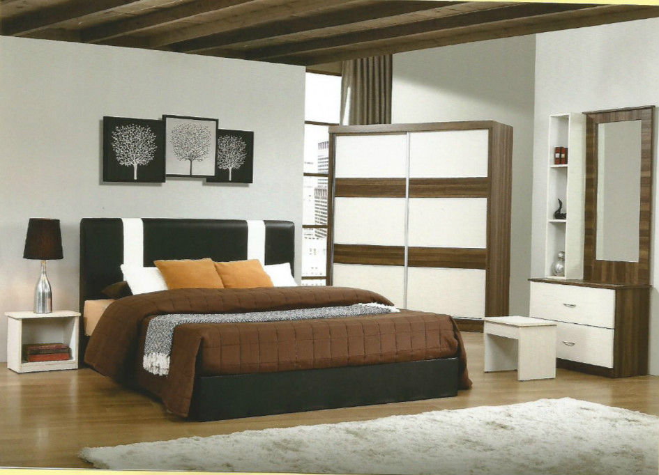 Perabot Murah Set Bilik Tidur Tk597 Home Furniture On Carou