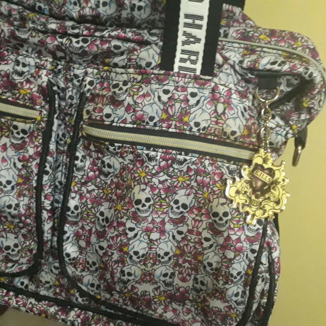 f2dd880bb322 Preloved Ed Hardy Shoulder Bag