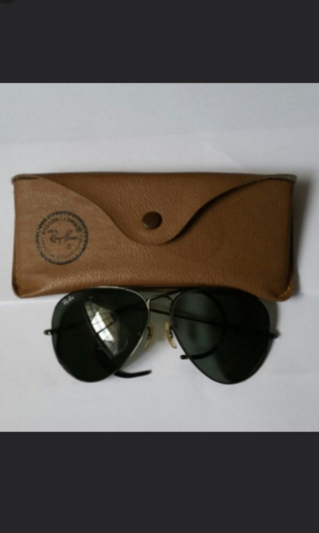 18e230bce0ba Rayban vintage, Men's Fashion, Accessories, Eyewear & Sunglasses on ...