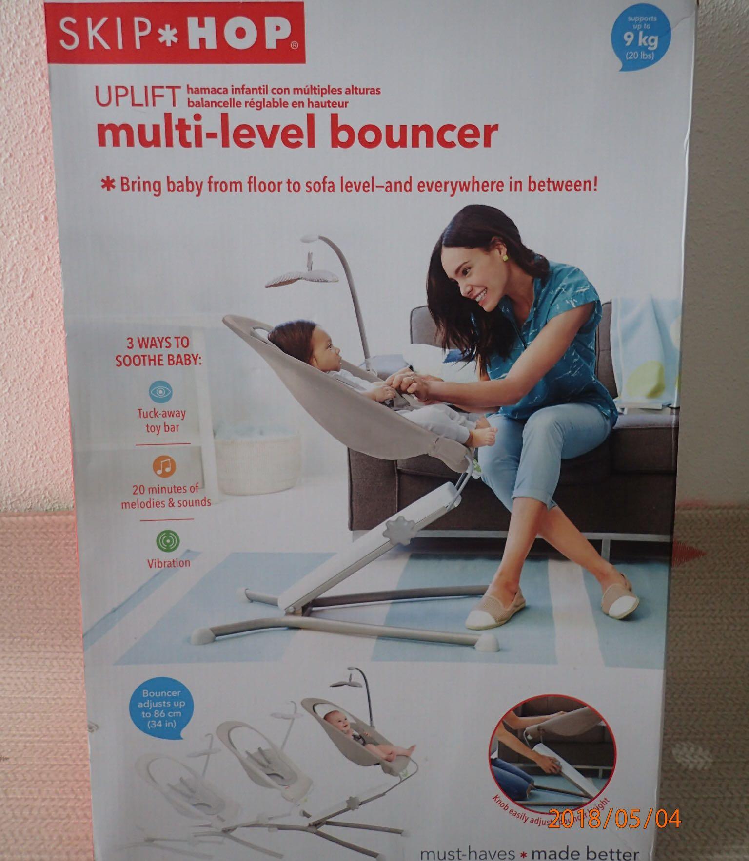 78dac5ca613 Skip Hop Multi Level Bouncer