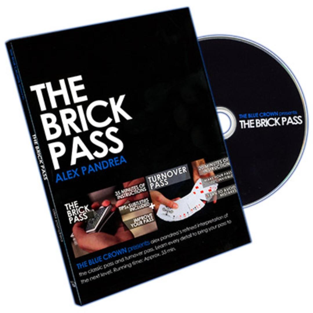 alex pandrea brick pass