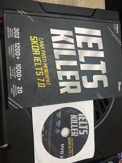 IELTS KILLER + DVD