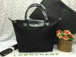 Longchamp Neo 长手柄