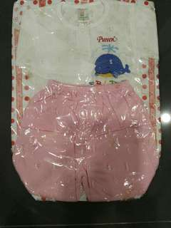 *BRAND NEW* Pureen Pride n Joy 100% Cotton Shirt & Pants Set