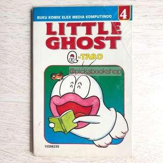 Komik Elex Cabutan - Little Ghost Q Taro No 4 - Fujiko F Fujio