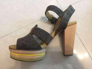 See by Chloe特色platform底涼鞋
