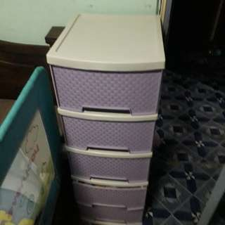 Shelves Multipurpose Drawer 5 Tier