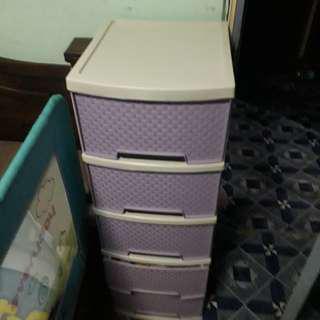 Shelves Multipurpose Drawer 5 Tier