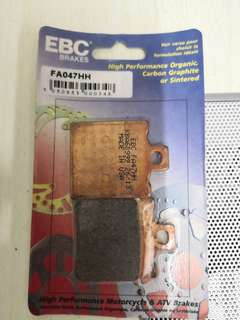 Brand new EBC brake pads model FA047HH