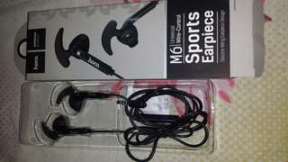 Sports Headset with microphone ( Black )
