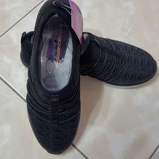 SKECHERS 女鞋 運動系列 SYNERGY 2.0  12379BKW 尺寸US10