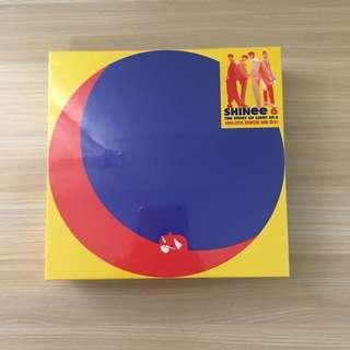 「代放」SHINee 正規六輯 The Story of Light' EP.2 韓版