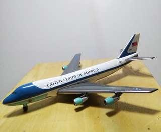 Boeing 747-200美國空軍1號 @ 1/500