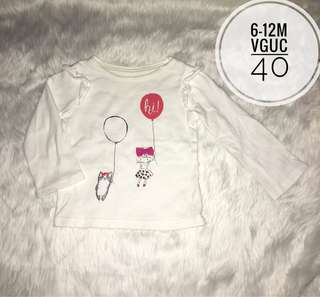 6-12m sweatshirt