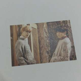2nd Muster Mini Photocard