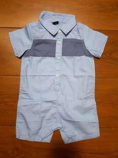 Baby Gap romper 18-24 mos