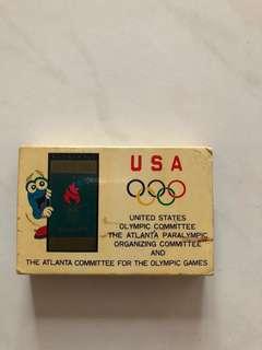 Atlanta 1996 Collector Pin Set