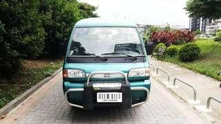 三菱威利自排廂型車麵包車1100cc日本引擎有動力方向盤冷氣空調系統