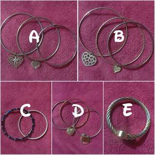 High Quality Saudi Bangle Bracelet Set