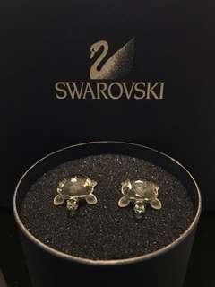 Swarovski 施華洛世奇水晶 擺設 兩隻小龜