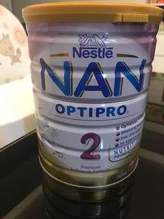 Brand new sealed Nan Optipro Stage 2