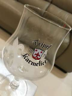 Tripel Karmeliet 1679 Glasses