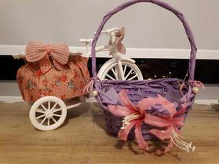 (Brand new creation!) Assorted Baskets - Whimsical Collection